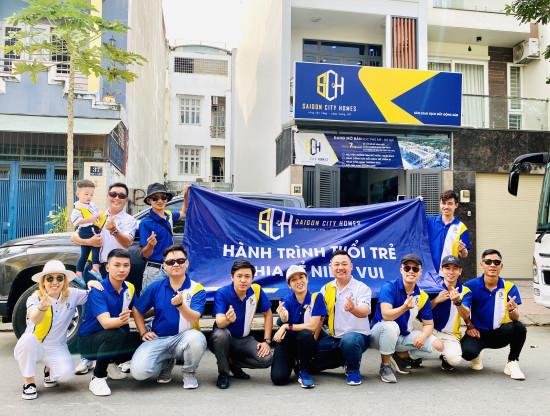 Chuyến thiện nguyện SCH cuối 2020 tại Chùa Hồng Quang